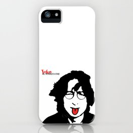 John Tongue Art iPhone Case