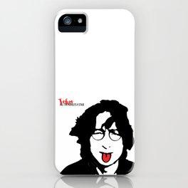 John Tongue Art iPhone Case