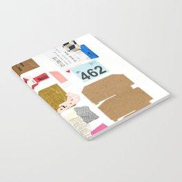 Paper Trail I  Notebook