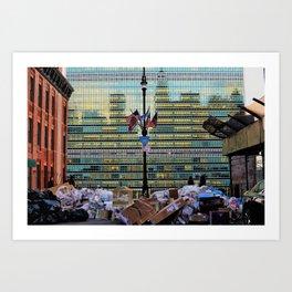 State of International Affairs Art Print