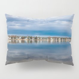 lighthouse reflections Pillow Sham