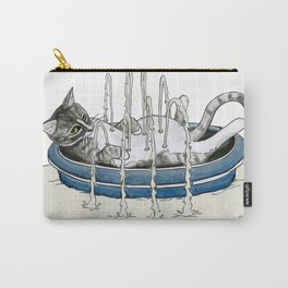 Charlie Fountain Carry-All Pouch