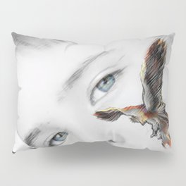 phoenix rises Pillow Sham