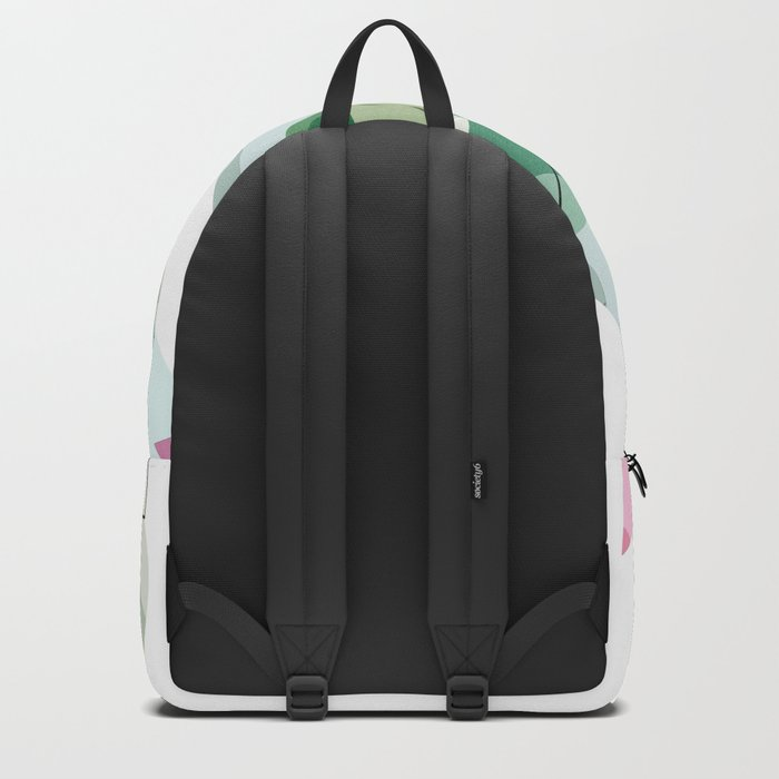 Pattern 2017 044 Backpack