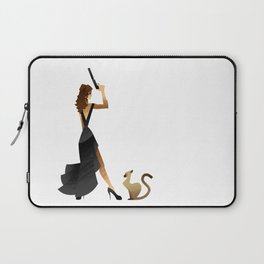 Cat Burglar Laptop Sleeve