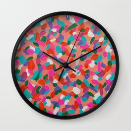 Coral Reef Delight Wall Clock
