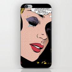 You Have Killed Me iPhone & iPod Skin