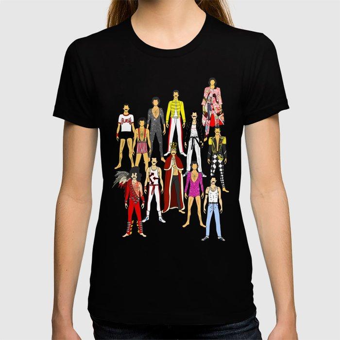 Champions Line Up T-shirt