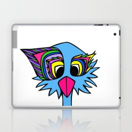Ostrich Goes Pop Laptop & iPad Skin