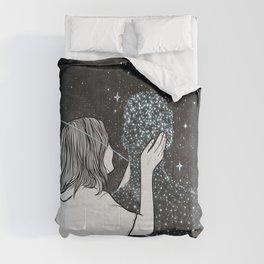Miracles sometimes happens. Comforters