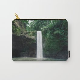 Imposant Waterfall Bali Carry-All Pouch