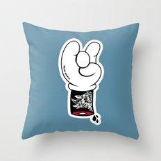 Yeah Baby! Throw Pillow