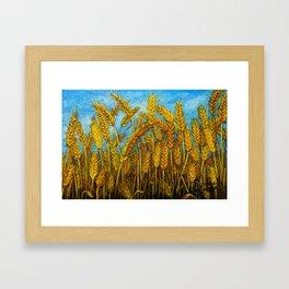 Grano Framed Art Print