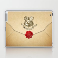 HARRY POTTER ENVELOPE Laptop & iPad Skin