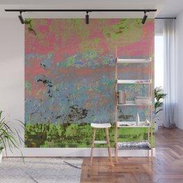 Digital Impressionism Wall Mural