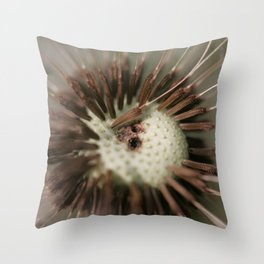 Dandelion Throw Pillow