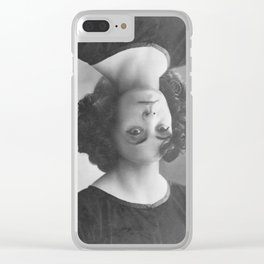 Losing Myself Clear iPhone Case