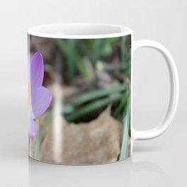 Light Purple Crocus Coffee Mug