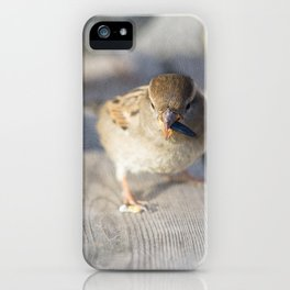Survival Of The Fittest iPhone Case