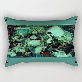 Peep Show Ghouls Rectangular Pillow