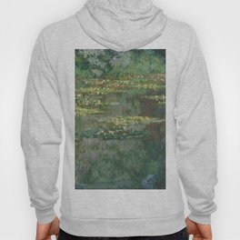 Monet, Le Bassin des Nympheas, 1904 Hoody