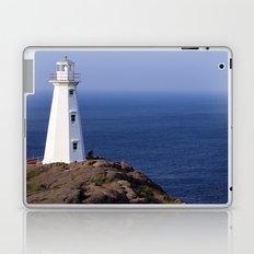 Blue Sky Lighthouse Laptop & iPad Skin