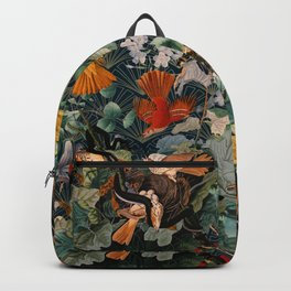 Birds and snakes Backpack