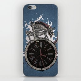 Guardian of Time iPhone Skin