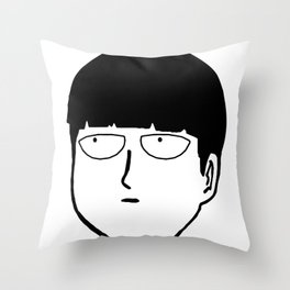Mob Psycho 100 Shigeo Throw Pillow