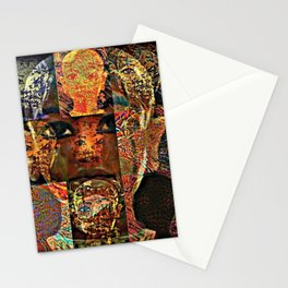 King Tut series 1 Stationery Cards
