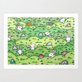Easter 2020 Art Print