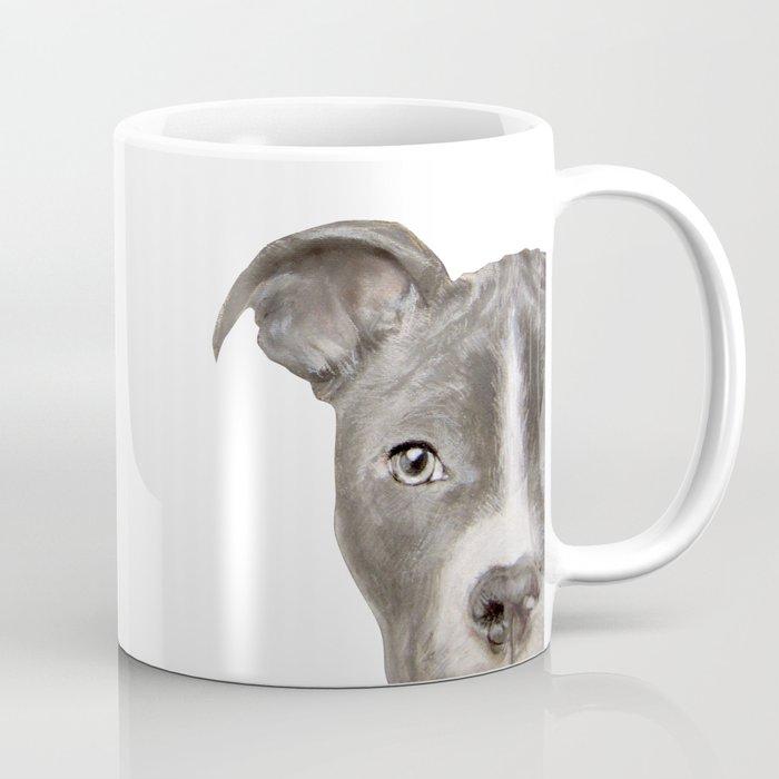 Pitbull Coffee Mug By