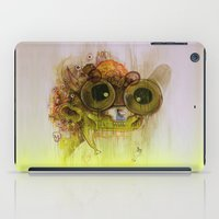 playstation iPad Cases featuring Weedy Playstation Frankenstein by Kid Doom