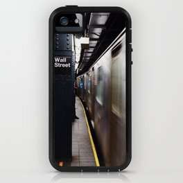 Wallstreet Subway iPhone Case