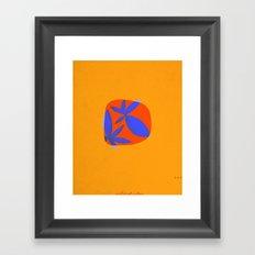 signs 3... Framed Art Print