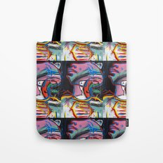 Self Reflectionism by Amos Duggan Tote Bag