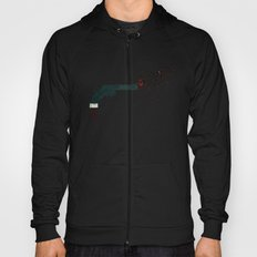 your life or your freedom (part 1 of the 'gun' series) Hoody