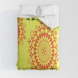 amulet mandala Comforters