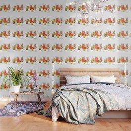 Swanky Summer Coolers Wallpaper