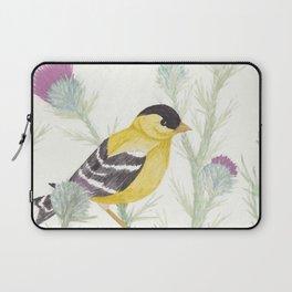 Goldfinch Laptop Sleeve