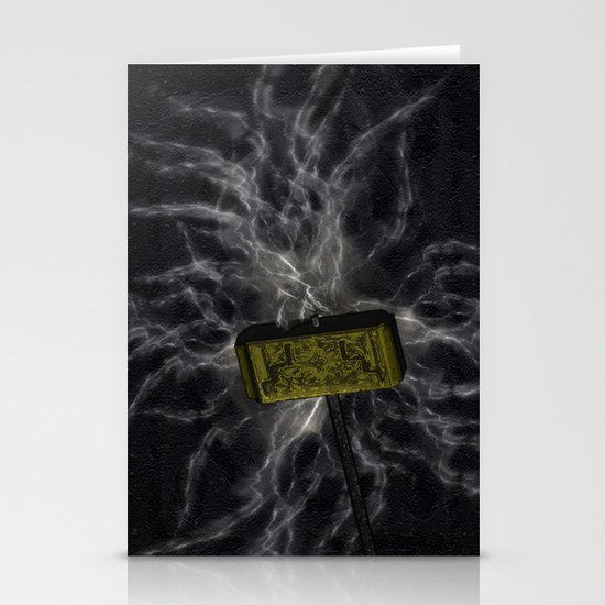 Hammer of the Gods Stationery Cards
