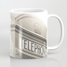 London telephone booth Mug