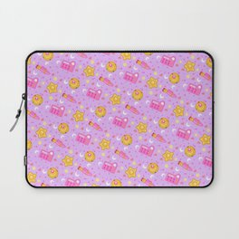 Usagi's Items Pattern / Sailor Moon  Laptop Sleeve