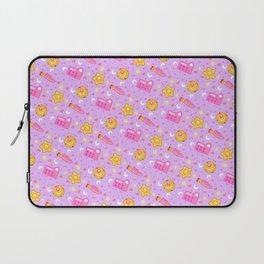 Usagi's Items Pattern / Sailor Moon  Laptop Sleeve