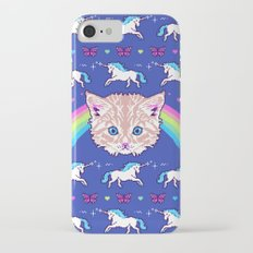 Most Meowgical Sweater iPhone 7 Slim Case
