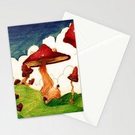 Poison Wonderland Stationery Cards
