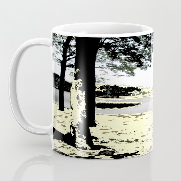 A Pleasant Day Coffee Mug