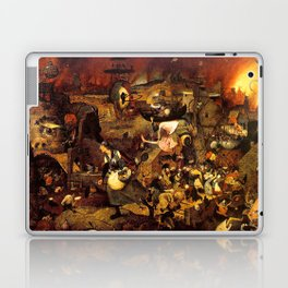 Mad Meg by Heironymus Bosch Laptop & iPad Skin