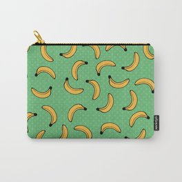 Pop Art Banana pattern Carry-All Pouch