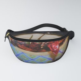Red Peppers Fanny Pack